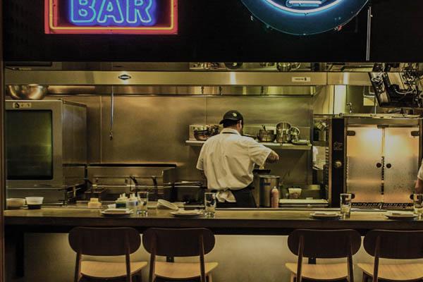 Mantenimiento y reparación de cocinas restaurantes